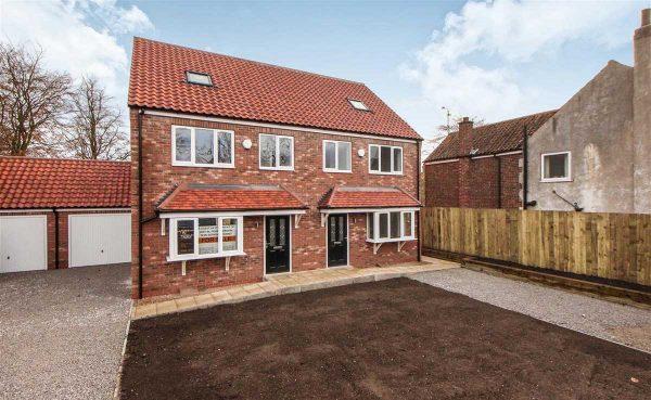 new build in Sigglesthorne east yorkshire